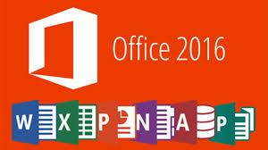 نسخة مجانية لبرنامج أوفيس Office 2016 لجميع الأجهزة