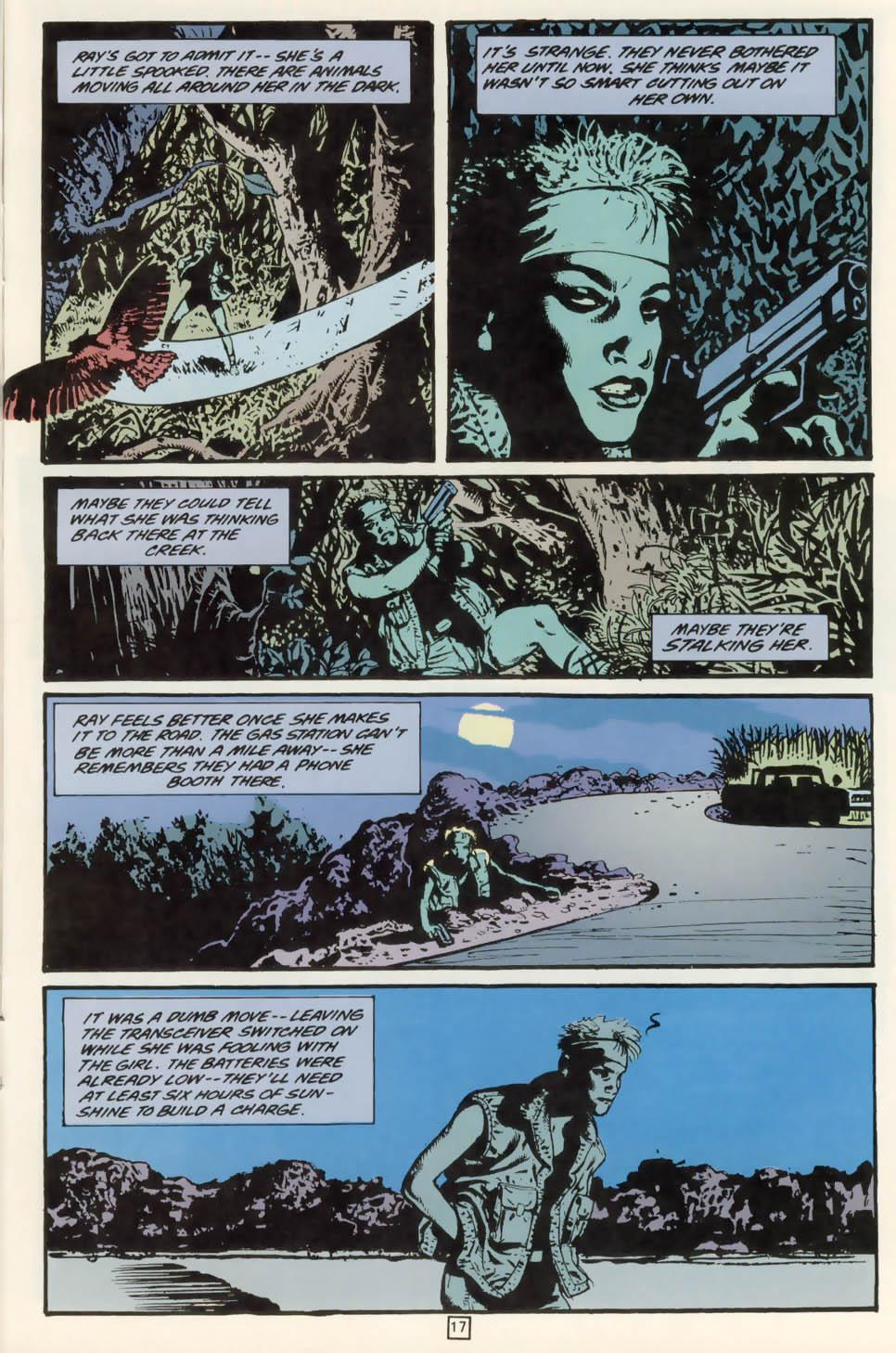 Read online Animal Man (1988) comic -  Issue #76 - 18