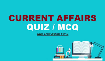 Daily Current Affairs Quiz - 20th November 2017