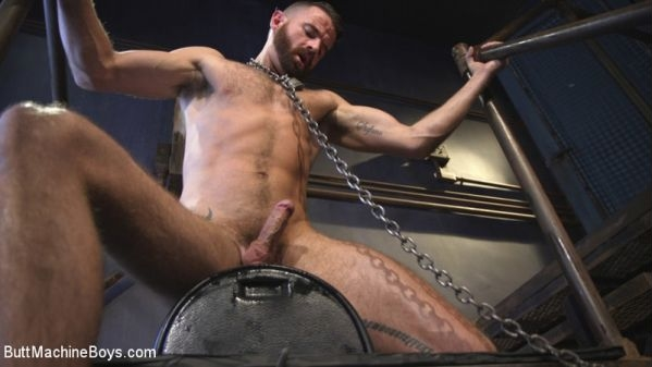 Brendan Patrick – Irish hunk submits to the Ass Master and his perverted desires