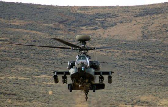 Heli serang Apache