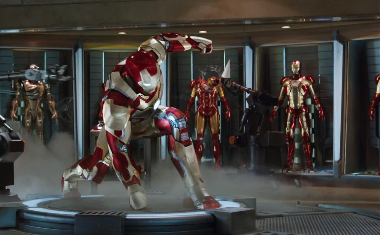 Iron Man 3 (2013) 720p Cam EngUrduHindi Free download ...