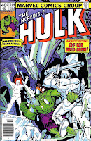 Incredible Hulk v2 #249 marvel comic book cover art by Steve Ditko