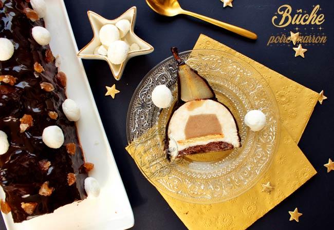 recette dessert noel