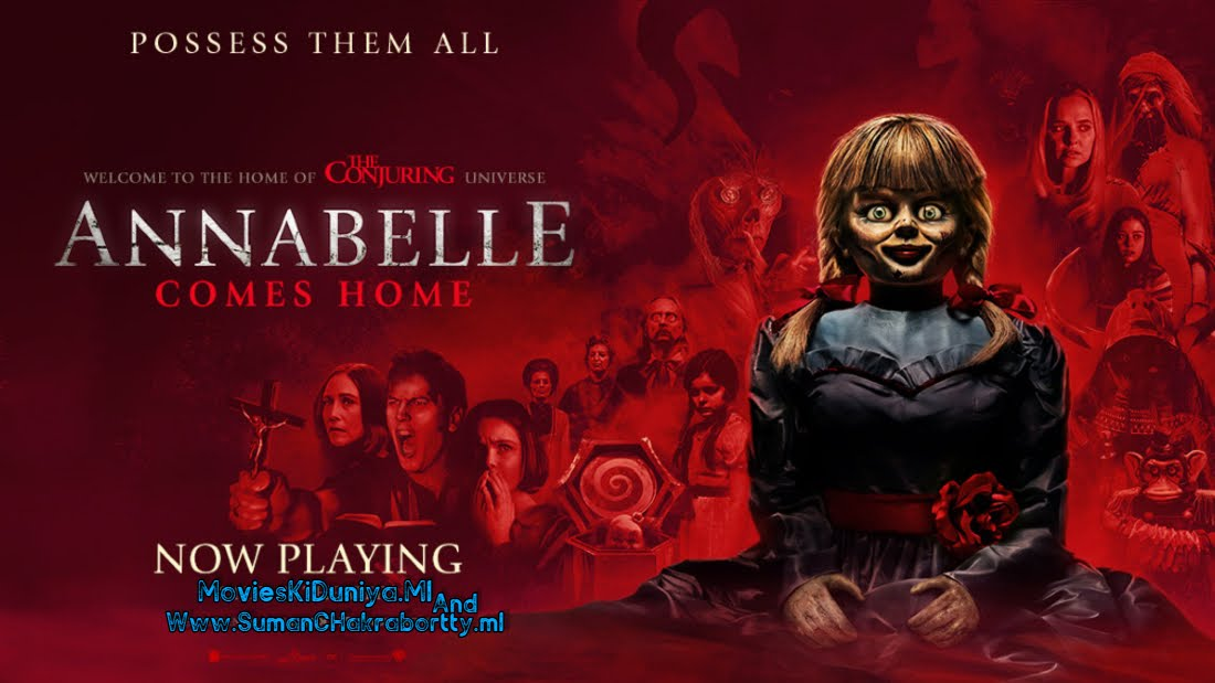 Annabelle Comes Home 2019 Dual Audio Full Movie Download In 720p HD