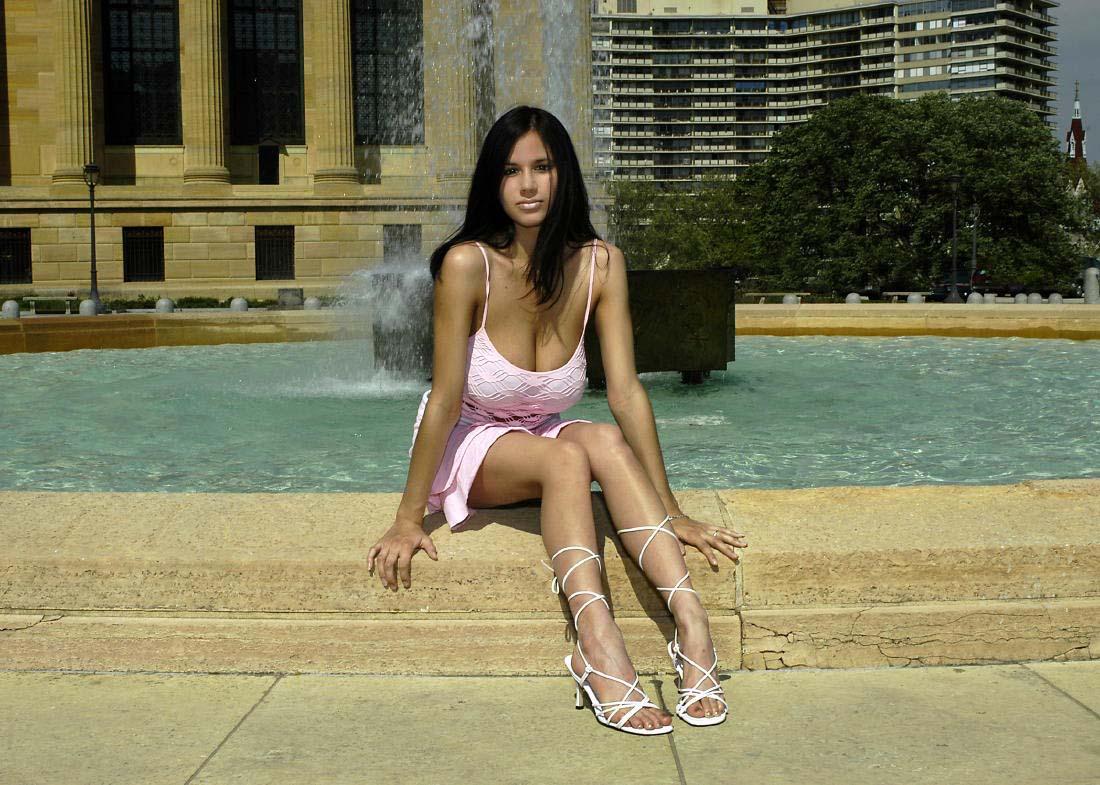 Sexy European Woman 50