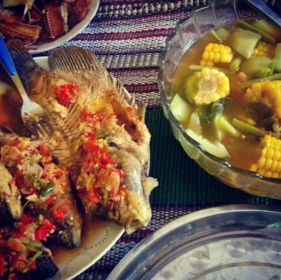 Cara Resep Pecak Ikan Goreng Pedas Lezat Nikmat