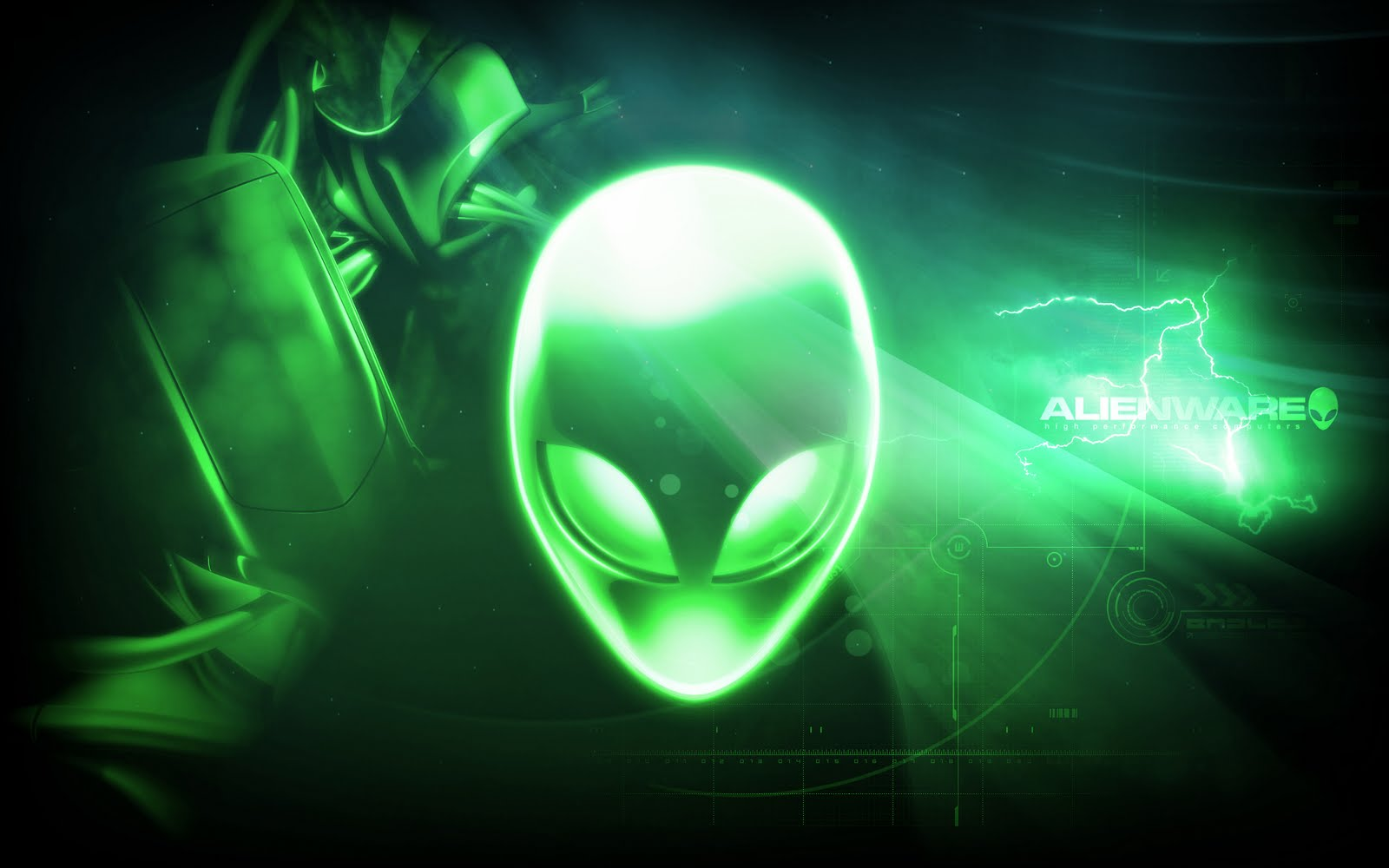 Computer wallpapers alienware wallpapers - Alien desktop ...