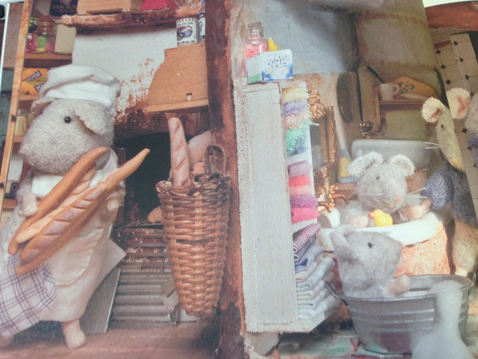 Te deseo un libro la casa de los ratones nuevas - Ratones en casa ...