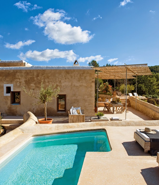 The Ibiza holiday home