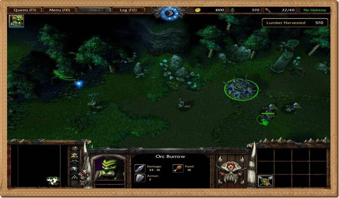 free  game warcraft 3 frozen throne full version for pc