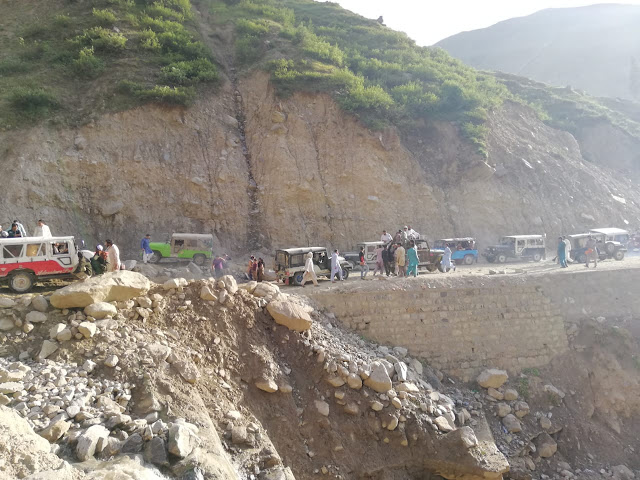 200,000 tourist bikers arrive in Kaghan, Shogran Valleys