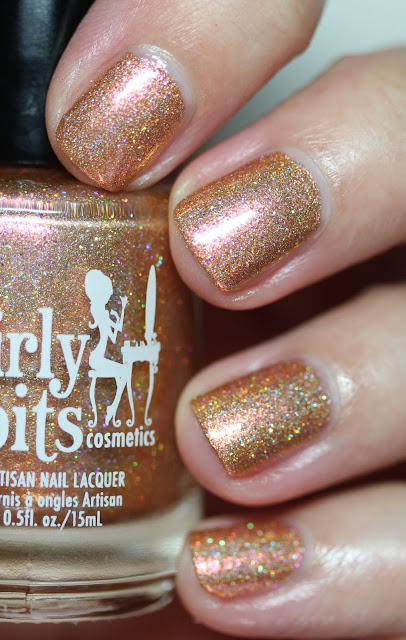 Girly Bits September 2017 CoTM Butterbeer Latte