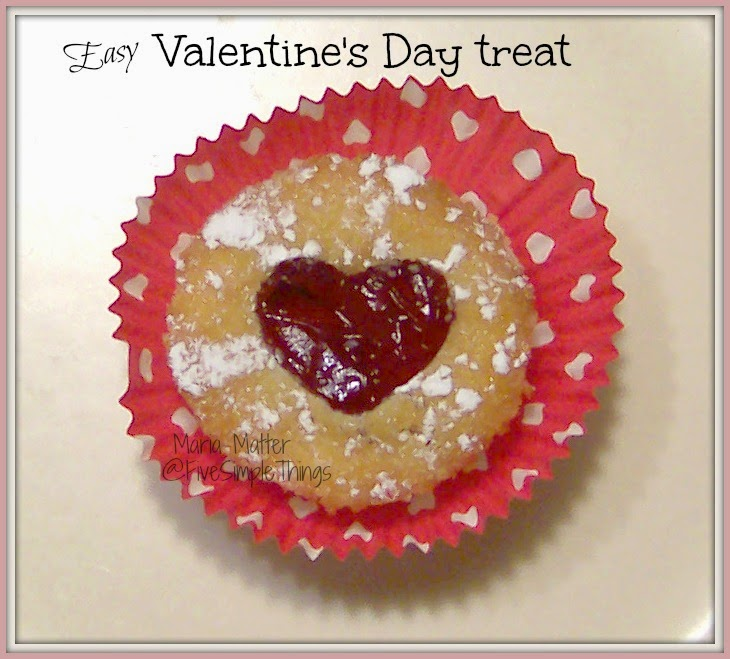 Easy Valentines Day treat