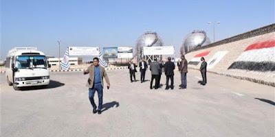 انسحاب نواب سوهاج من زيارة وزير البترول لمصنع الغاز