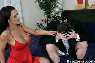 Lisa Ann : Convincing the Groom at his Wedding ## BRAZZERS 06rsav60vn.jpg