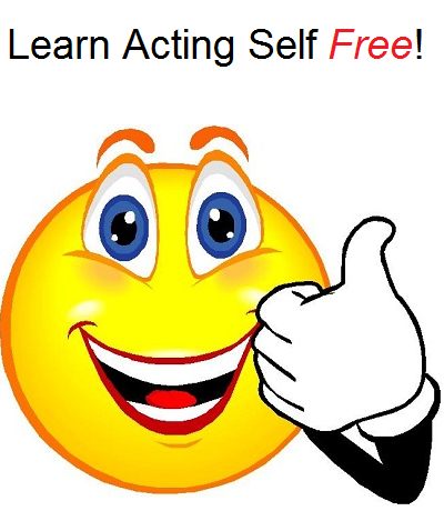 How to learn acting free