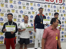 Tim Karate Kodam XIII/Merdeka Sumbang Emas Kejuaraan Kajati Cup
