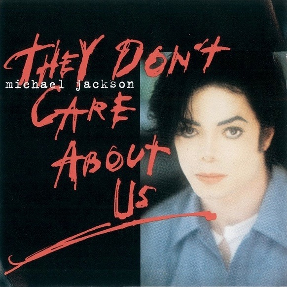 Music-Television music videos for Michael Jackson's song They Don't Care About Us, directed by Spike Lee