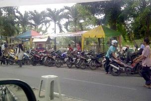 Pemko Medan Diminta Menata Perkuburan Muslim Jalan Halat