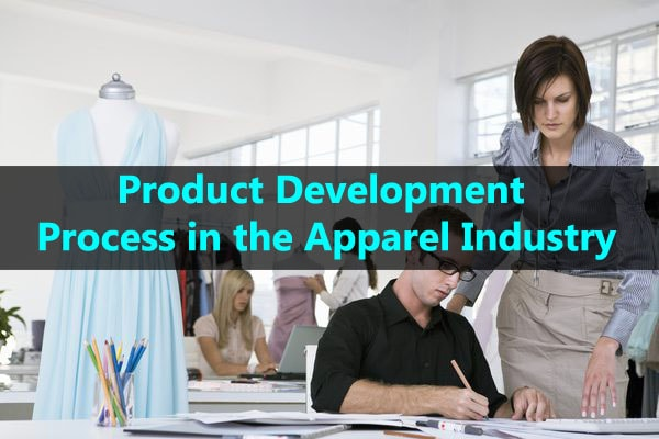 Product development in apparel industry