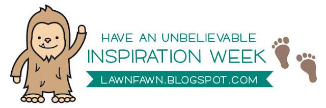 Lawn Fawn March Inspiration Week: Little Bundle