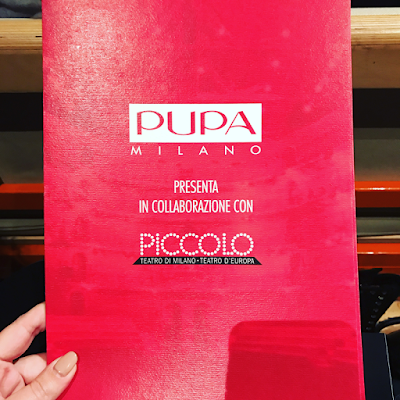 #PupaOnStage..L'amore in 6 atti - Evento Pupa 2016