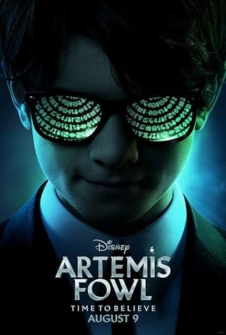 Artemis fowl 2019 Novel Series titles In Excel