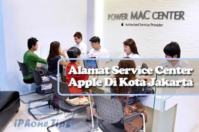 alamat service center apple iphone di jakarta
