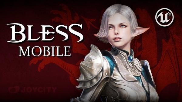 Bless Mobile ยกระดับกราฟฟิกด้วย Unreal Engine 4