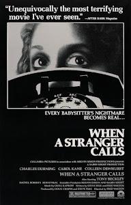 When a Stranger Calls Poster