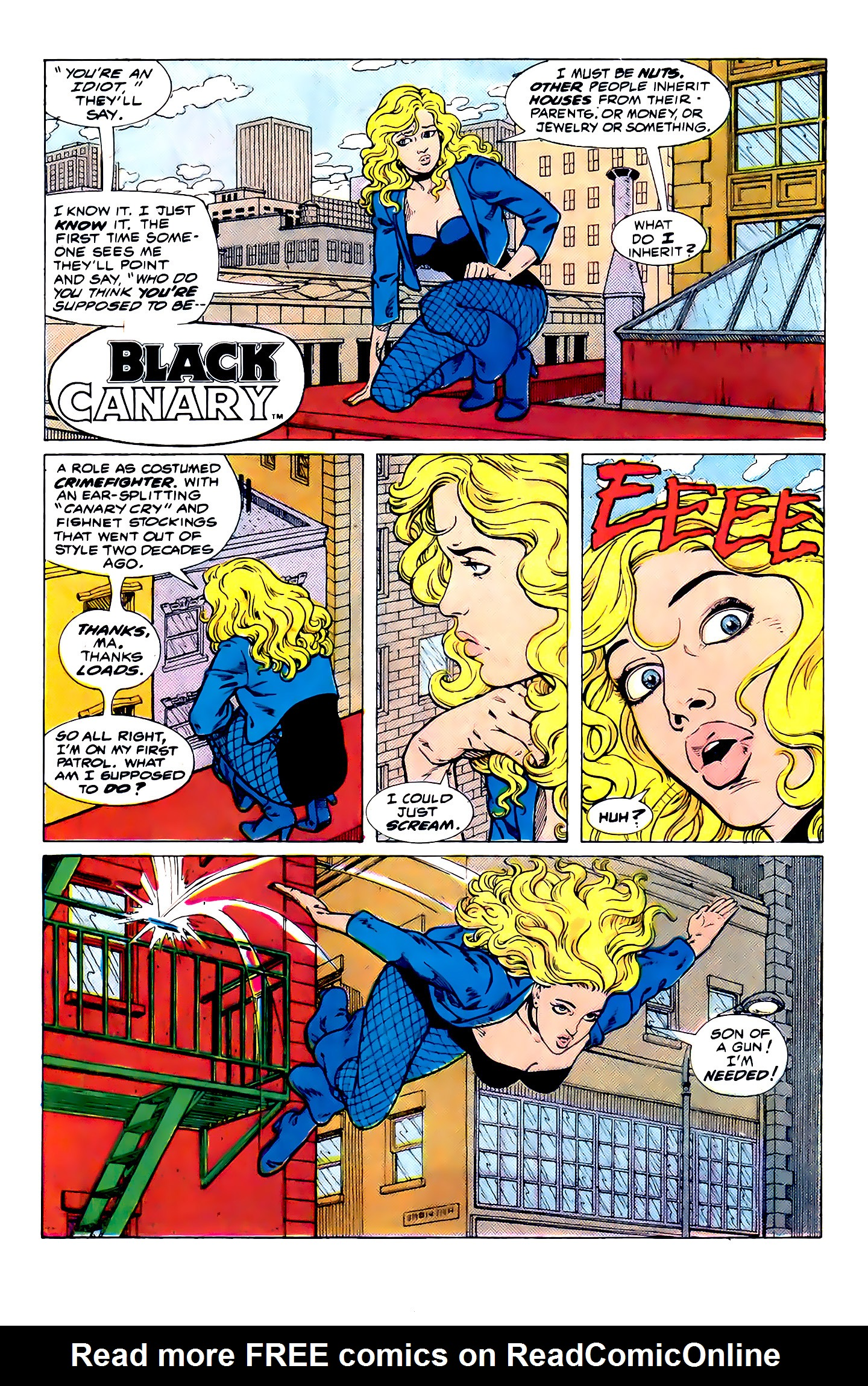 Read online Secret Origins (1986) comic -  Issue #32 - 15