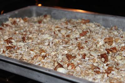 IMG 6574 - Homemade Granola