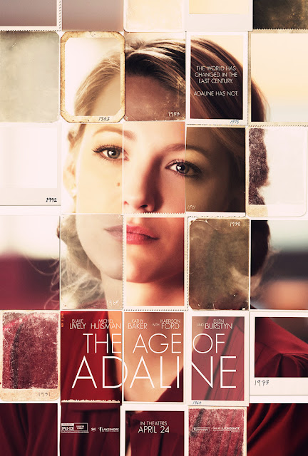 Sinopsis Film The Age of Adaline 2015 (Blake Lively, Harrison Ford, Michiel Huisman)
