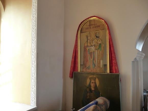 Китайгород. Свято-Варваринська церква-дзвіниця. 1756 р.