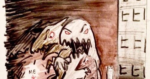 Cartoon Connie Comics Blog: Personal Demons, To-Do List