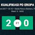Tendangan penalti Daniele De Rossi dan sundulan Ciro Immobile membawa kemenangan 2-0 atas Albania