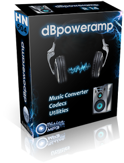 dBpoweramp Music Converter Reference Portable