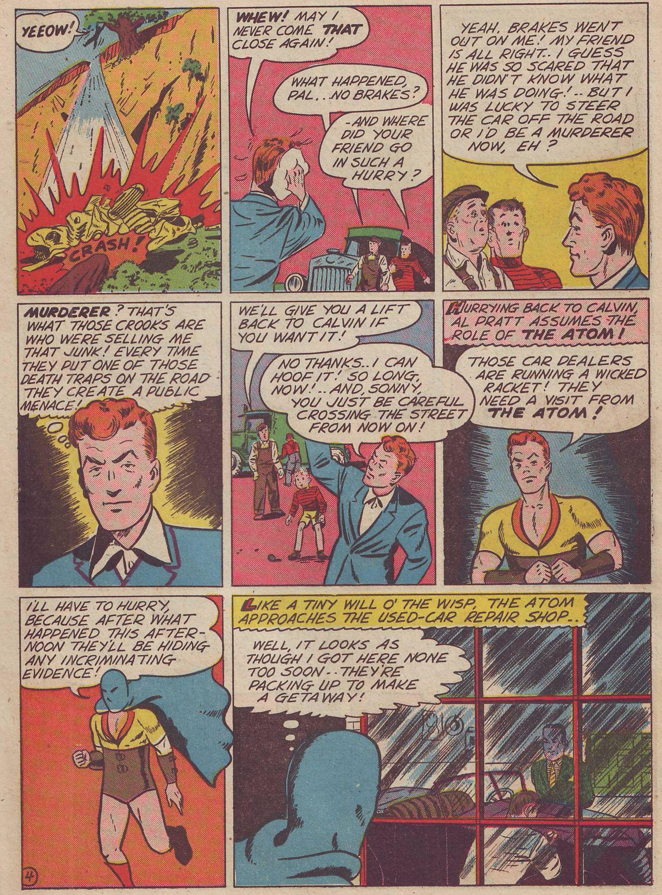 Read online All-American Comics (1939) comic -  Issue #37 - 29
