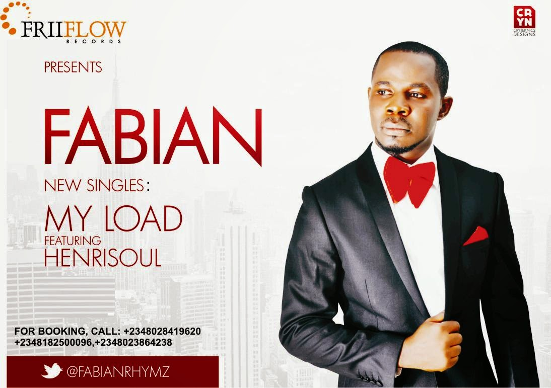 Another Hot Track From Fabian - 'My Load' [Download + Lyrics]