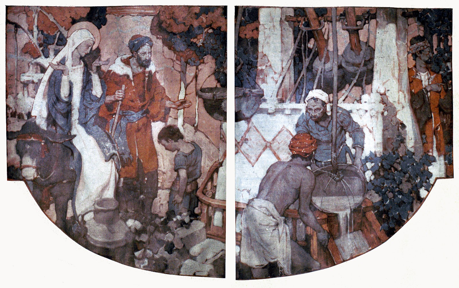 Truth In The Bright Light Of Day Mead Schaeffer 1929 1931