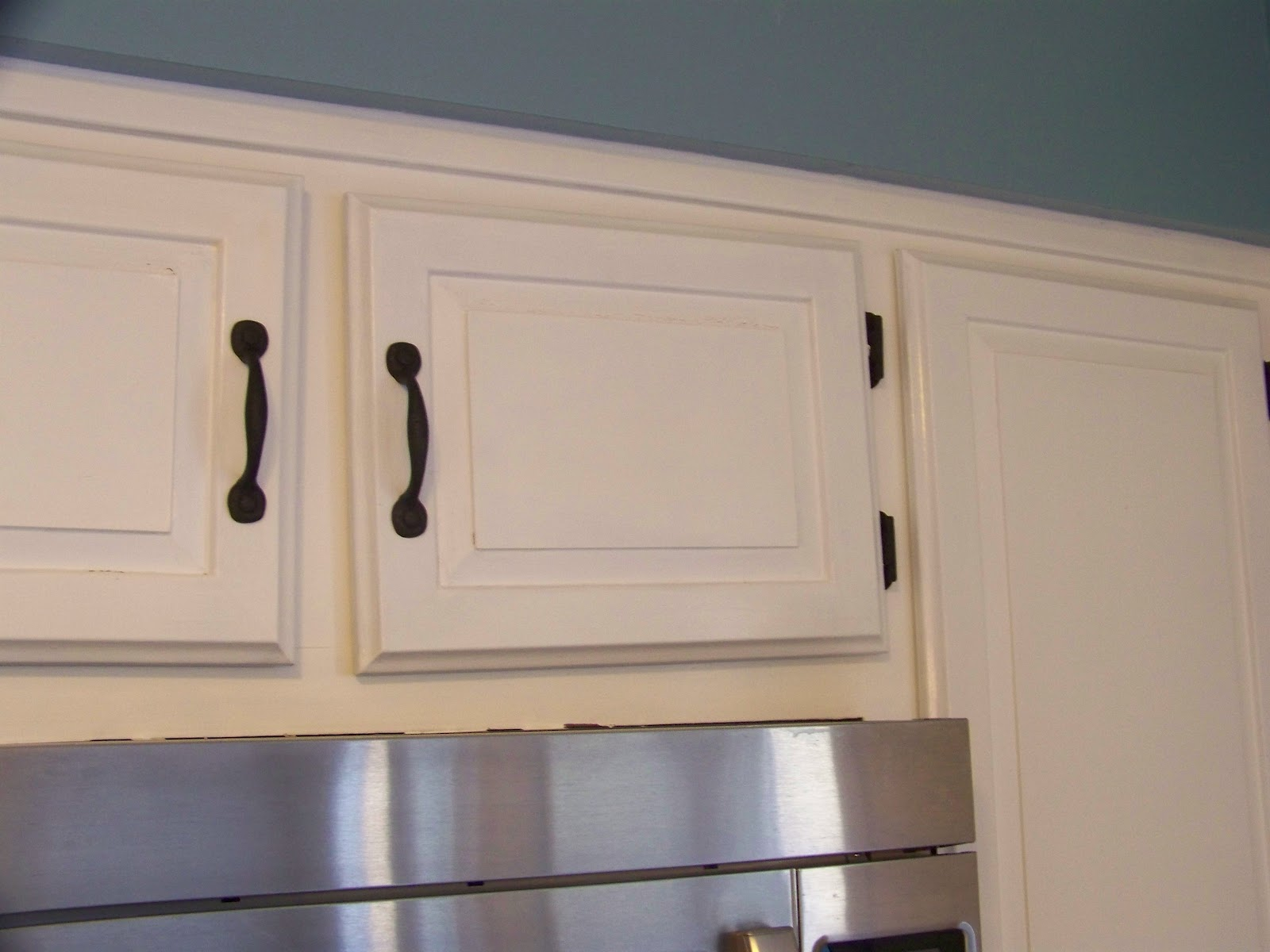 From Further Away The Led Area I Know Need To Fix That Crooked Cabinet Door