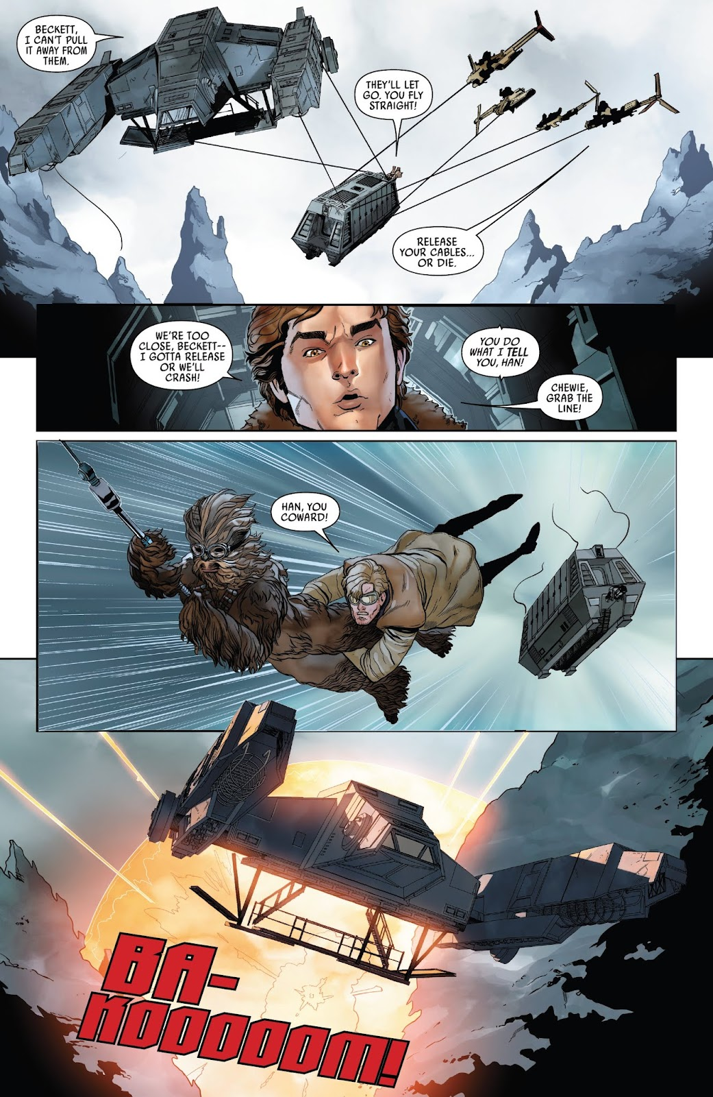 Read online Solo: A Star Wars Story Adaptation comic -  Issue #2 - 17