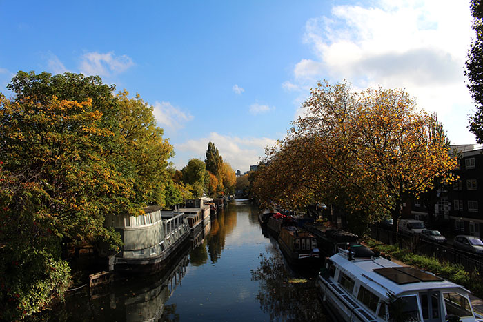 Little venise, London, Londres, péniche, Italie, houseboat, park, Boat, Small boat, Paddington