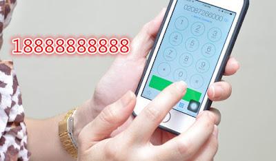Nombor Telefon '18888888888' Dilelong Pada Harga RM75,77 Juta Di China