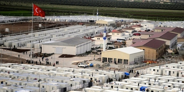 tampung 2,6 juta pengungsi suriah, perekonomian turki makin membaik