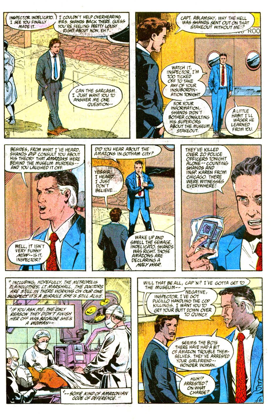 Read online Wonder Woman (1987) comic -  Issue #56 - 8