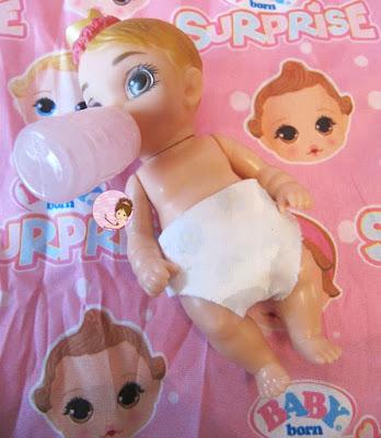 Cute Baby Born Surprises