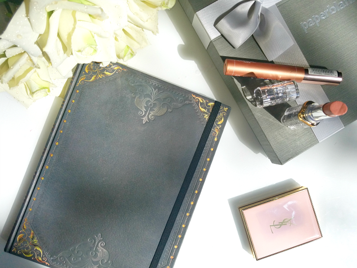 Review: Paperblanks - The New Romantics Notizbuch - Midnight Rebel 2