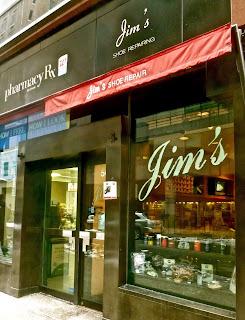 Jims Shoe Repair New York